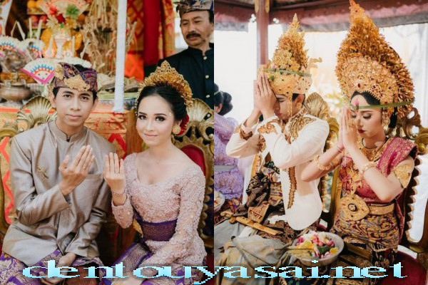 Youtuber Turah Parthayana Resmi Menikah